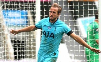 Tottenham, Avrupa için 3 puanı kaptı!