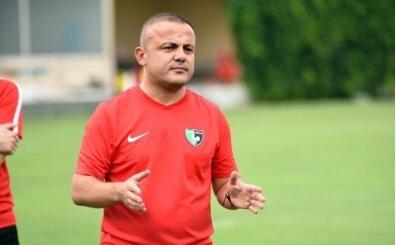 Denizlispor'da Levent Kartop: 'Trabzon'a karşı skor alacağız'
