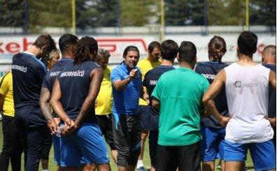 MKE Ankaragücü, Göztepe maçı hazırlıklarına başladı