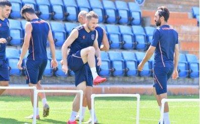 Başakşehir, Yukatel Denizlispor maçı hazırlıklarına başladı