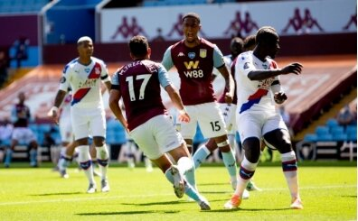 Trezeguet duble yaptı, Aston Villa umuda tutundu!