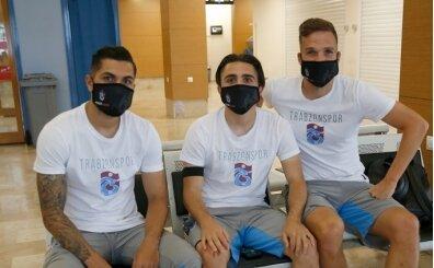 Trabzonspor, Denizli'ye tam kadro gitti!