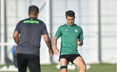 Konyaspor, Gaziantep FK maçına hazırlanıyor