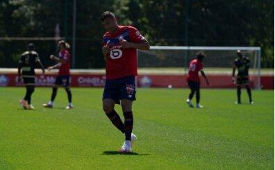 Burak Yılmaz, Lille'de ilk maçına çıktı