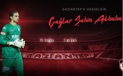 Gaziantep FK, Çağlar Şahin Akbaba'yı kadrosuna kattı