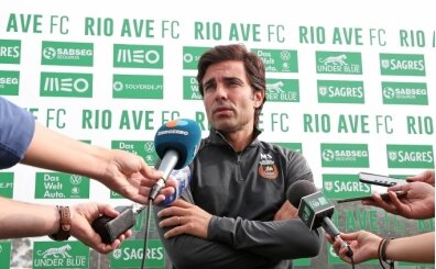 Rio Ave teknik direktörü Mario Silva: 'Beşiktaş'la eşleşmek güzel'