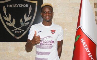Hatayspor, kanat oyuncusu Babajide David Akintola'yı kiraladı