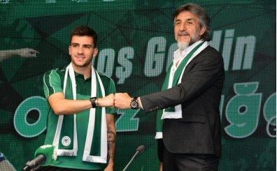 Konyaspor, Oğuz Kağan ve Erten Ersu'yu açıkladı!