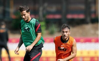 Galatasaray zorlu maça hazırlanıyor