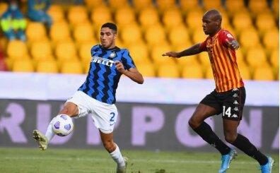 Inter, Benevento'ya karşı patlama yaptı
