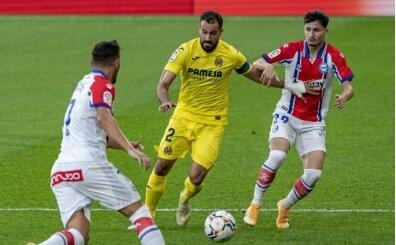 Villareal 3 golle 3 puanı aldı