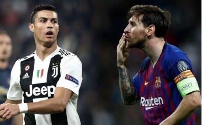 Şampiyonlar Ligi'nde yeniden; Ronaldo vs Messi!