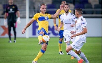Maccabi Tel-Aviv'de Sivas öncesi açıklama