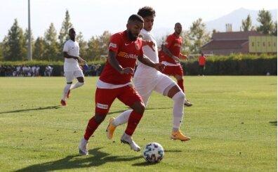 Kayserispor'da futbolcular risk analizi testinden geçti