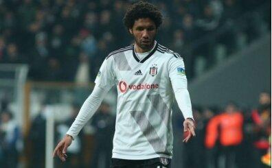 Beşiktaş'ta Elneny tehlikesi ortadan kalktı