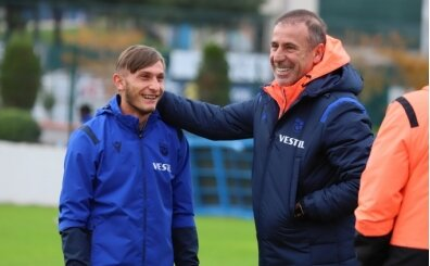 Trabzonspor'da sağ bek yeniden Serkan Asan'a geçiyor