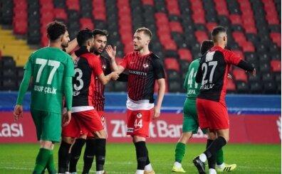 Gaziantep FK, Türkiye Kupası'nda 5. tura yükseldi