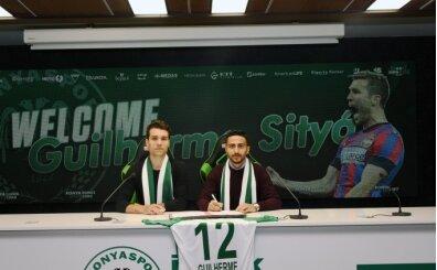 Guilherme Sitya, Konyaspor'da