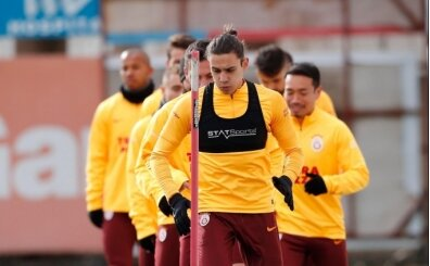 Galatasaray'da Rizespor hazırlıkları