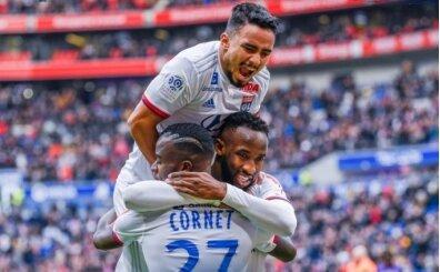 Yeni transfer attı, Lyon kazandı