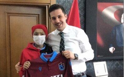 Trabzonspor, lösemili gencin talebini kırmadı