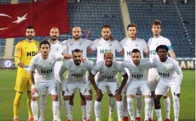Tatil edilen Giresunspor-İstanbulspor maçı 23 Haziran'da oynanacak