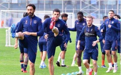 Medipol Başakşehir, Alanyaspor maçı hazırlıklarına devam etti