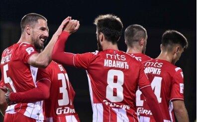 Sırbistan'da şampiyon Kızılyıldız oldu!