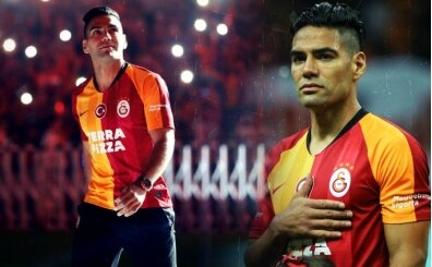 Radamel Falcao: 'Ben de çok üzgünüm'