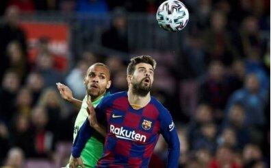 Barça - Braithwaite flörtüne Çetinkaya'dan açıklama