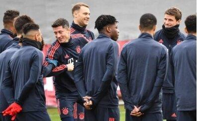 Bayern Münih idmanlara başlıyor