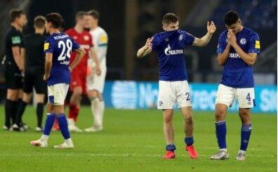 Schalke'nin kazanamama serisi 21 maça çıktı