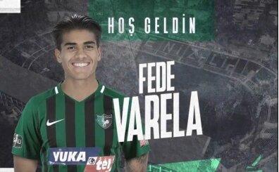Denizlispor, Fede Varela'yı kadrosuna kattı