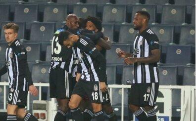Beşiktaş, sahasında Kasımpaşa'ya kaybetmiyor