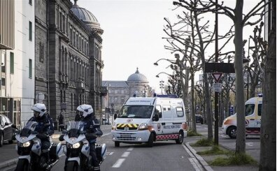 Fransa'da koronavirüs kaynaklı can kaybı 8 bin 78'e yükseldi