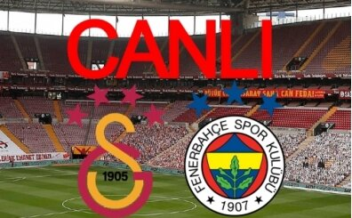 Galatasaray Fenerbahçe izle bedava link bein sports, FB GS izle