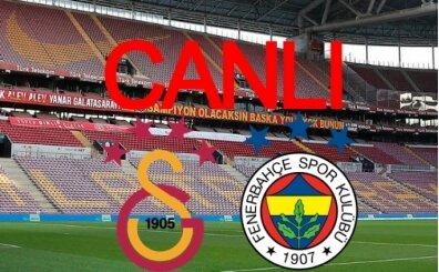 Galatasaray Fenerbahçe maçı HD izle canlı, Galatasaray Fenerbahçe Canlı bein sports