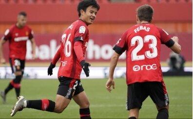 Beşiktaş'a 18'lik Tsubasa; Takefusa Kubo