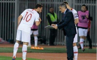 Hakan Çalhanoğlu: 'Şenol Güneş'e kırıldım!'
