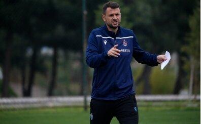 Trabzonspor'da 8 haftanın planı hazır