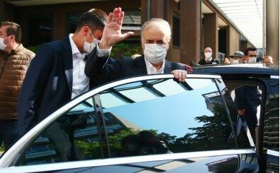 Galatasaray'da Mustafa Cengiz son durumu takipte