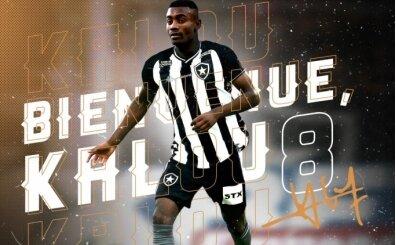 Salomon Kalou, Botafogo'ya transfer oldu