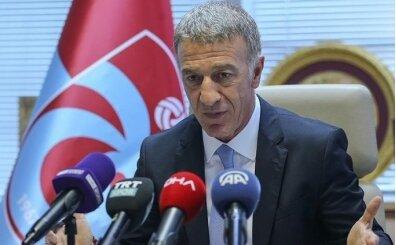 Ahmet Ağaoğlu'ndan Trabzonspor için iddialı sözler
