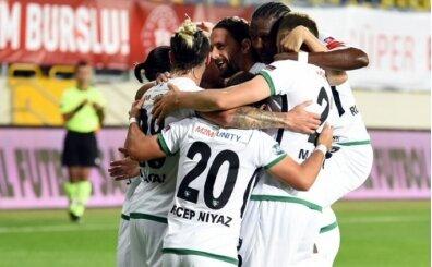 Denizlispor 2020-21 sezonunda bir ilki yaşadı