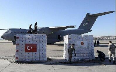 Türkiye'den İngiltere'ye yardım!