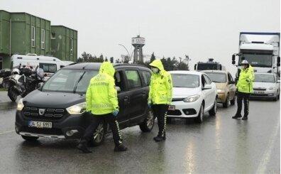 İstanbul'da 135 kişiye koronavirüs cezası