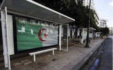 Cezayir'de koronavirüs şakaları artık tepki çekiyor