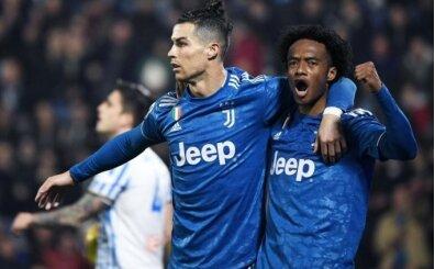 Juventus kazandı, Ronaldo rekoru egale etti
