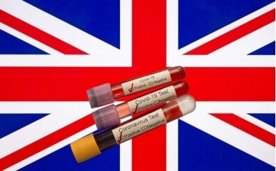 İngiltere'de 439 kişi daha hayatını kaybetti