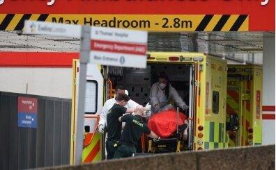 İngiltere'de koronavirüsten ölenlerin sayısı 7 bin 978 oldu